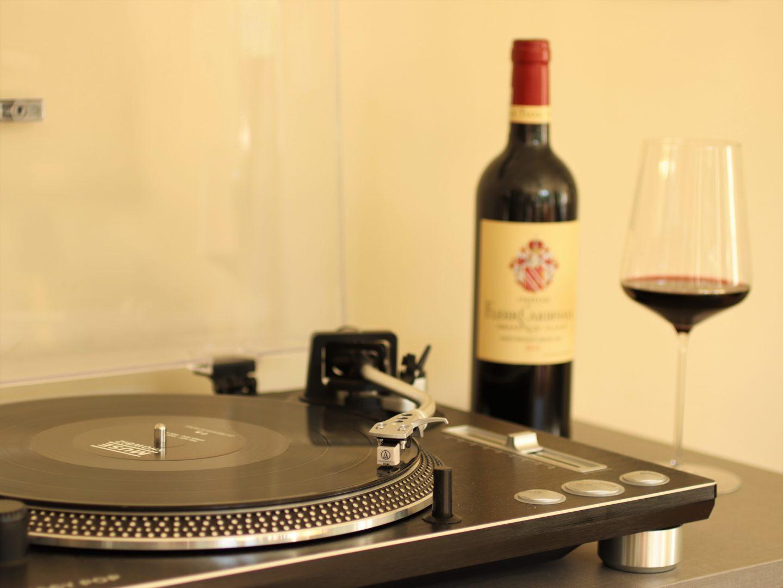 Vin et musique - © C. Decoster, Château Fleur Cardinale