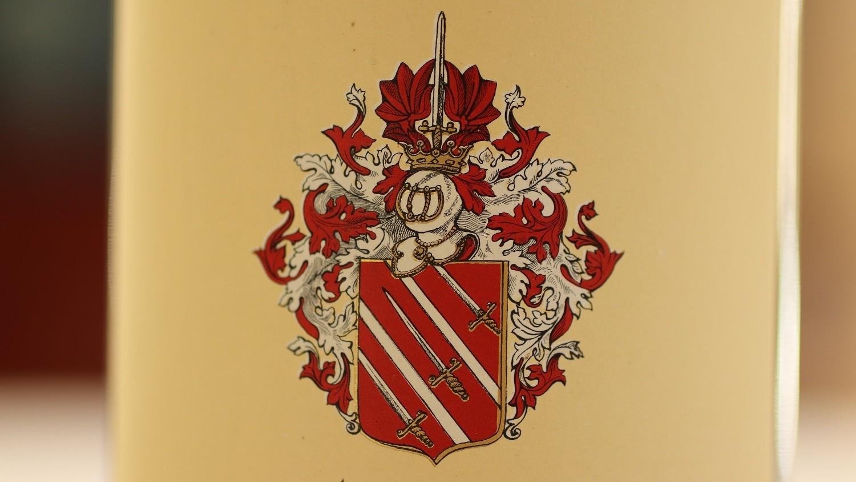 Blason de la famille Decoster - © C. Decoster, Château Fleur Cardinale